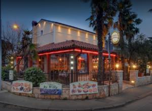 Restoran by Willy Poreč 2019